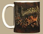 Screech Owl Ceramic Mug