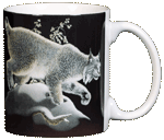 Lynx Ceramic Mug