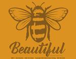 Bee Beautiful Unisex T-shirt