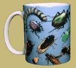 Bug Wrap Ceramic Mug