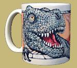 T-Rex Ceramic Mug