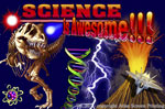 """Science Is Awesome 2"""" X 3"""" Magnet"""