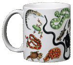 Herp Wrap Ceramic Mug
