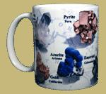 Minerals of the World Ceramic Mug