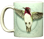 Costas Hummingbird Ceramic Mug