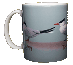 Tern, Tern, Tern Ceramic Mug