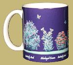 Butterfly Nectar Ceramic Mug