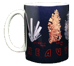 Heavy Metal Ceramic Mug