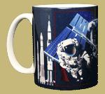 My Space Ceramic Mug