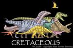 "Cretaceaous 2"" X 3"" Magnet"