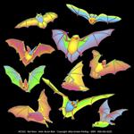 Bat Glow Youth T-shirt