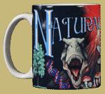 Natural Science Ceramic Mug
