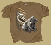 Pleistocene Adult T-shirt - DC