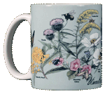 Uncultivated By Nature Ceramic Mug