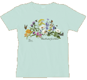 Uncultivated By Nature Ladies Scoop-Neck Tee