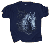 Equestrian Lace Youth T-shirt