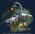 Dinosaur Kingdom Youth T-shirt