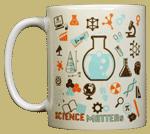 Science Matters Ceramic Mug