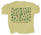 Ultimate Leaf Guide Adult T-shirt