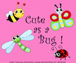 Cute As A Bug Youth T-shirt