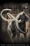 "Columbian Mammoth 2"" X 3"" Magnet"