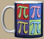 Imagine Pi Ceramic Mug