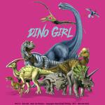 Dino Girl Youth T-shirt