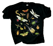 Glow Bugs Youth T-shirt