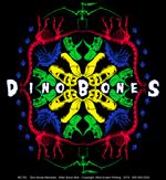 Dino Bones Mandala Youth T-shirt