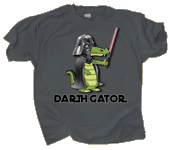Darth Gator Youth T-shirt