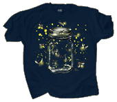 Firefly Glo Jar Youth T-shirt