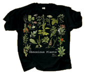 Obnoxious Plants Adult T-shirt