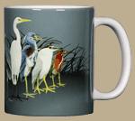 Pond Scoggins Ceramic Mug - Back