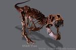 "STAN® T.rex 2"" X 3"" Magnet"