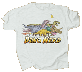 Dino Nerd Youth T-shirt