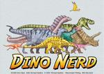 Dino Nerd Adult T-shirt