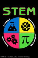 "STEM 2"" X 3"" Magnet"
