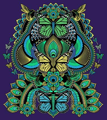 Symmetric Butterflies