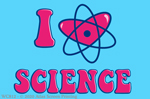 I Love (Atom) Science