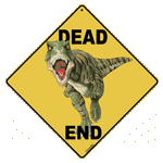 Dinosaur Dead End