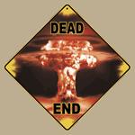 Atomic Dead End Sign